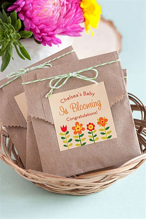 easy baby shower favor ideas baby shower ideas baby