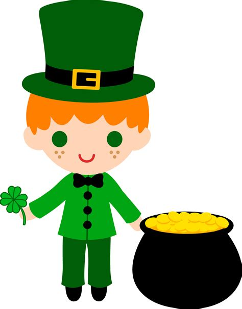 Leprechaun Clip Leprechaun Pictures Cliparts Co