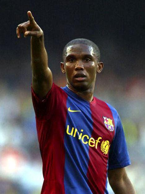 football stars samuel etoo   player profile images