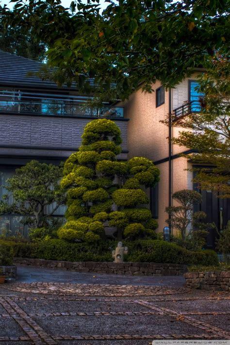 big japanese house ultra hd desktop background wallpaper