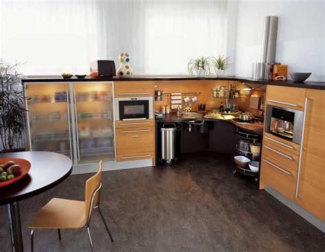 fauteuil cuisine une cuisine moderne et ergonomique adaptée aux personnes