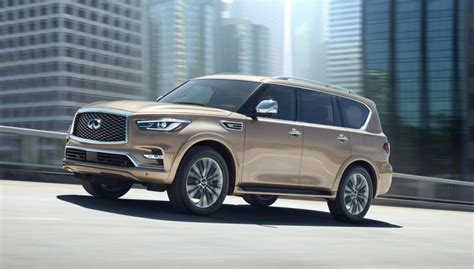 Infiniti Qx80 New Style 2018 by 2018 Infiniti Qx80 Gets A Facelift Priced At 65 745