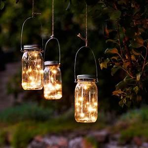 Led Lichterkette Draußen : led lichterkette im einmachglas 3er set online kaufen ~ Watch28wear.com Haus und Dekorationen