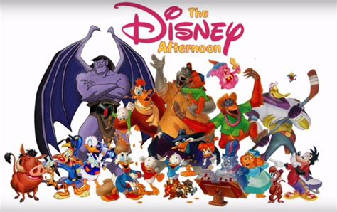 "Cartoon Themes From ""the Disney Afternoon"""