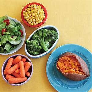 Vegetable Group - Food Groups for Kids: Best and Worst ...