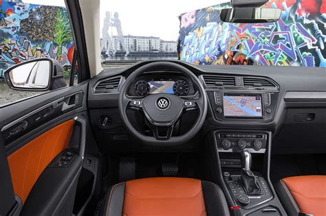 Volks Tiguan Diesel by Neuer Vw Tiguan Volks Suv Oder Nobel Crossover