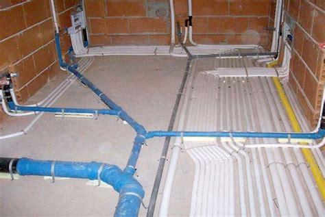 Impianto Idraulico Appartamento impianto idraulico casa consigli impianti