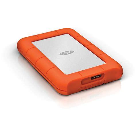 External Hard Drive Rugged by Lacie 1tb Rugged Mini Portable Hard Drive 301558 B Amp H Photo
