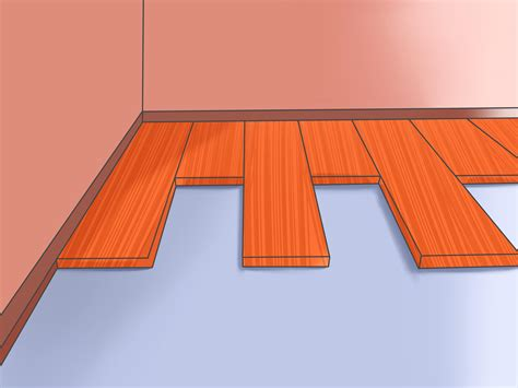 pergo floating floor how to install pergo flooring 11 steps with pictures wikihow