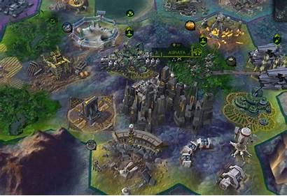 Beyond Earth Civilization Sid Meier