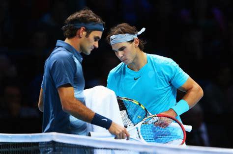 Roger Federer Says Rafael Nadal Is Greatest Rival As Rafa Ma