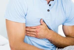 severe upper  side pain  eating