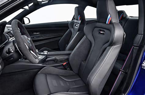 bmw m4 interior bmw intro s new m4 cs br racing