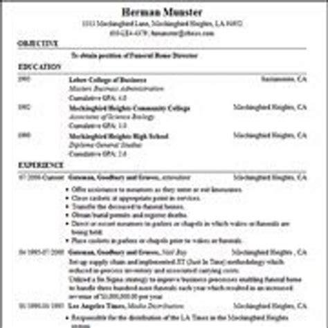 free resume builder resume wizard twitter