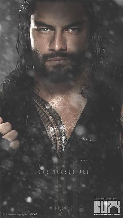 Reigns Roman Wwe Wrestler Wallpapers Wrestling Leave