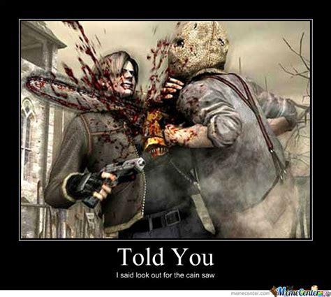 Resident Evil 4 Memes - resident evil fail by zombieman meme center