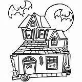 Haunted Coloring Pages Mansion Cartoon Drawing Halloween Printable Printables Colouring Doll Simple Fuller Clipart Clipartmag Getcolorings Awesome Getdrawings Comments Print sketch template