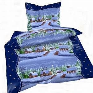 Bettwäsche Winterlandschaft Weihnachten : mollig warme bettw sche f r kalte wintern chte ~ Sanjose-hotels-ca.com Haus und Dekorationen