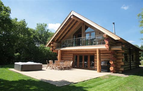 cottages for rent in northumberland with tub river cabins lodges and log cabins with tubs