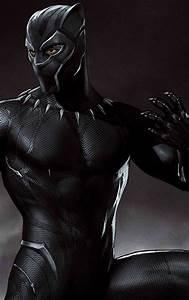 Marvel Black Panther Wallpaper For Iphone | Gasebo Wallpaper
