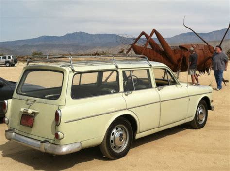 volvo  amazon wagon  sale  technical