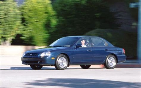 2001 Hyundai Sonata Mpg by Used 2001 Hyundai Sonata For Sale Pricing Features