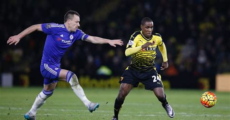 Arsenal Line Up £20m Summer Move for Watford's Odion ...