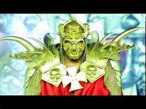 skull king triple h (WWE RPG game) - YouTube