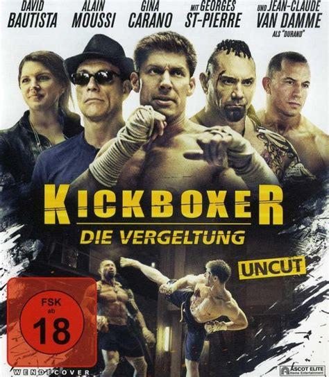 kickboxer die vergeltung dvd blu ray oder vod leihen