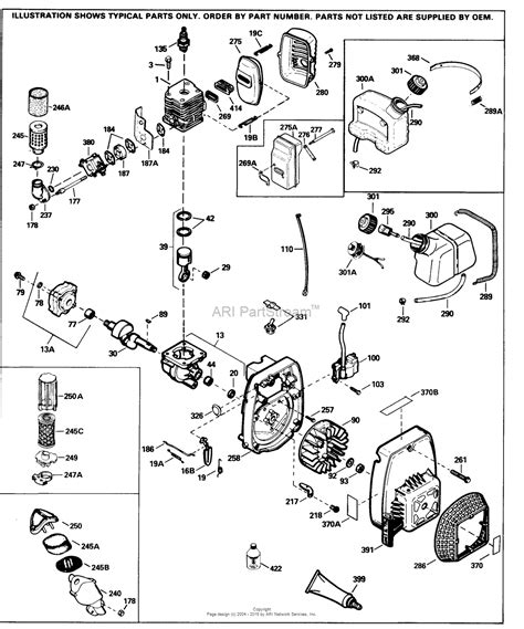 Tecumseh Tch3003302a Parts Diagram For Engine Parts List
