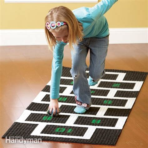 indoor games hopscotch  family handyman