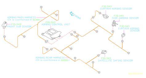 Subaru Crosstrek Harness Rear Wiring Main