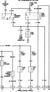 Cadillac Fuel Pump Wiring Diagram Cars Trucks Questions
