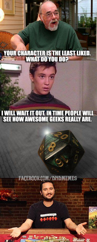 pin  keith pepin  role playing memes dungeons