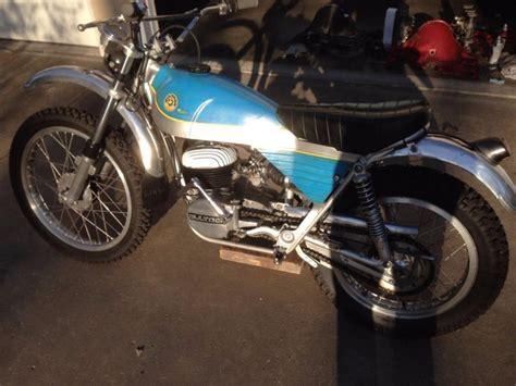 Bultaco Alpina Motorcycles For Sale