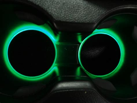 led cup holder lights accentglowled
