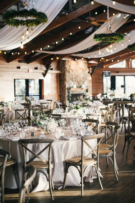 elegant barn wedding reception ideas emmalovesweddings