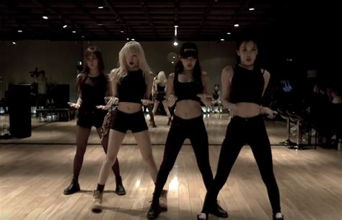 Black Pink Libera Primer Video De Su Practica De Baile