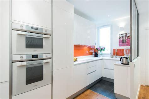 comment calculer la surface d une chambre aménagement cuisine en u design italien finition laque