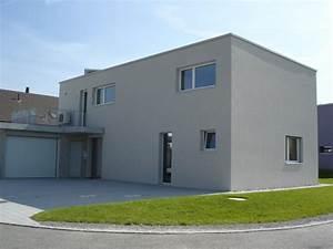 Kubus Haus Günstig : atelier 2 architektur gmbh objekte und referenzen minergie kubus haus in m nchwilen ~ Sanjose-hotels-ca.com Haus und Dekorationen
