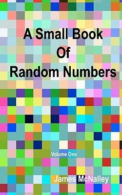 small book  random numbers  james mcnalley reviews discussion bookclubs lists