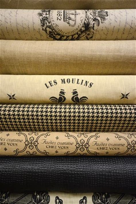 Fabrics, The crown and Roosters on Pinterest