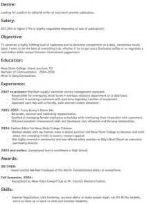 the best sle resume format best resume pic