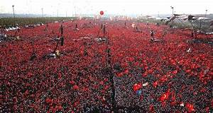 Millions gather in Istanbul for historic democracy rally ...