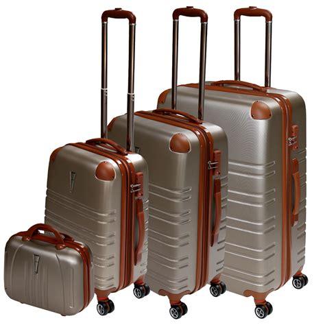 koffer set kaufen reisekoffer set 4 tlg trolley koffer xl l m kofferset beautycase schagne tsa ebay