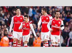 Arsenal vs Wolfsburg Strongest Possible Arsenal Lineup