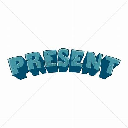 Word Present Stockunlimited Graphic