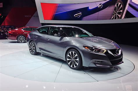 2016 Nissan Maxima Review And Rating  Motor Trend