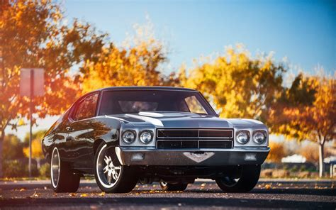 Chevy Chevelle Wallpaper by Chevrolet Chevelle Hd Wallpaper Background Image