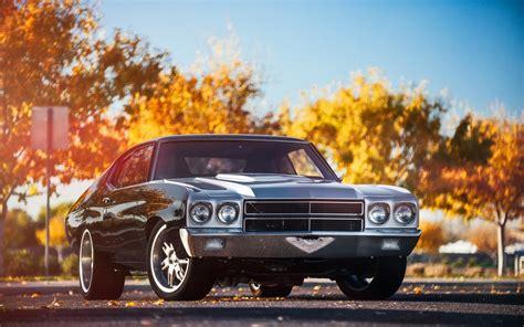 Chevrolet Chevelle HD Wallpaper | Background Image ...